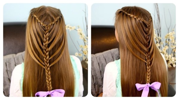 30 Cute Easy Hairstyles For School Hairstyles Ideas Walk The Falls