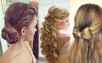new hairstyles for long hair for parties | wedding ...