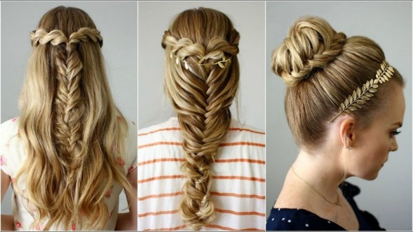 30 Easiest Hairstyles For Girls 2017 Hairstyles Ideas Walk The
