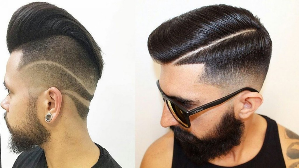 45 Powerful Comb Over Fade Hairstyles 2017 Comb On Over