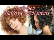 2018 curly bob hairstyles and haircuts