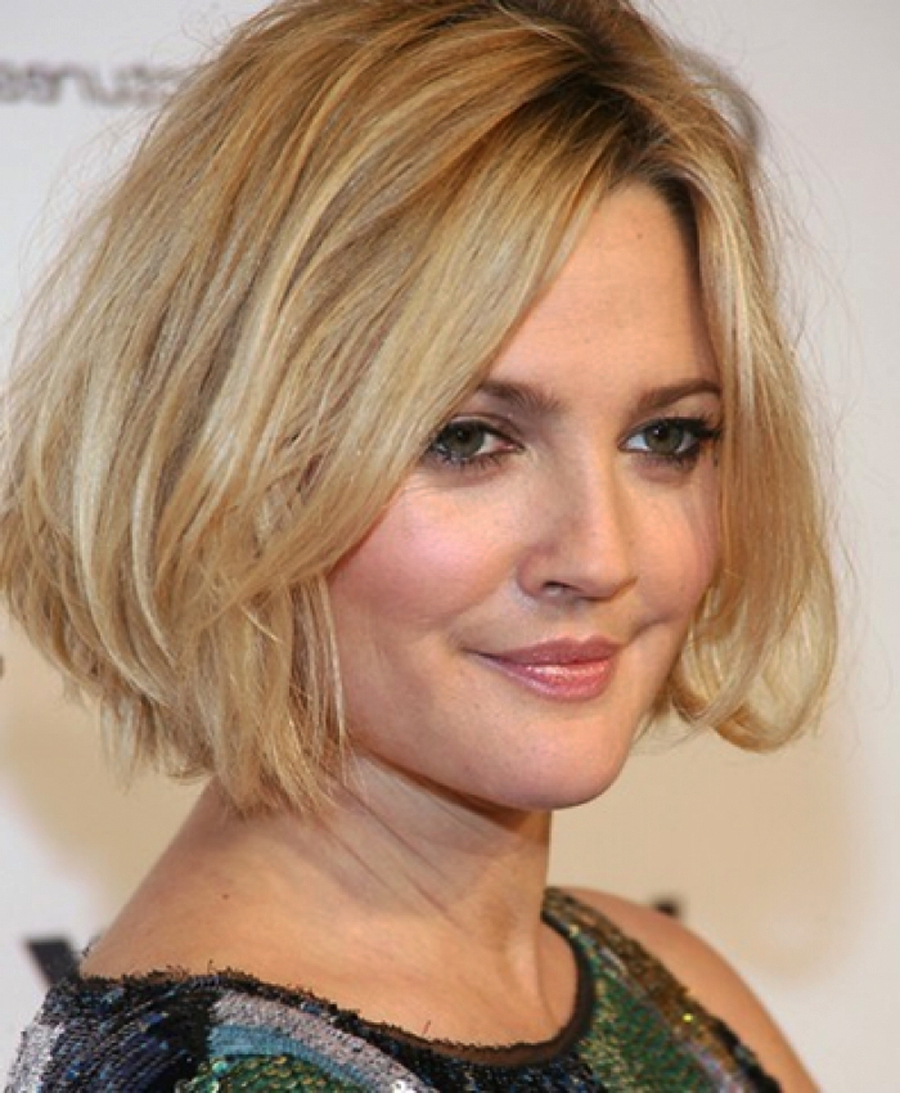 Best Short Haircuts For Fat Women Hairstyles For Chubby Faces