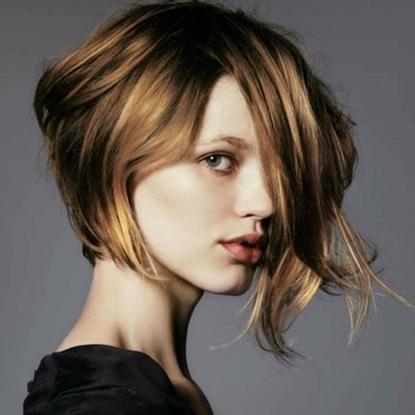 Latest 50 Haircuts Short In Back Longer In Front Hairstyles For
