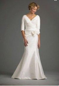 Wedding Dresses for Brides Over 60 & 65 - Trendy ...
