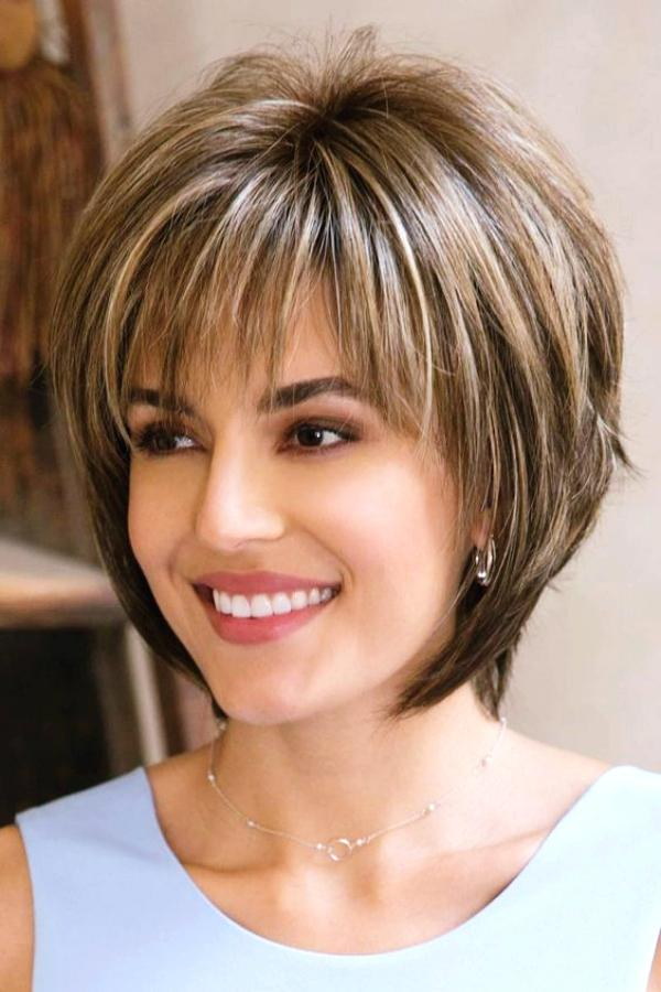 60 Easy Wash And Wear Haircuts For Over 50 Trendy Hairstyles For
