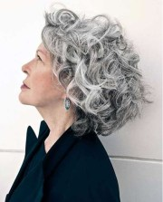 trendy granny hairstyles of