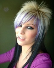 latest punk hairstyles 2013