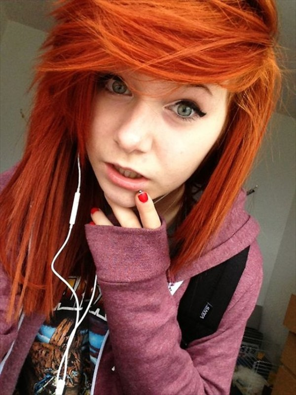 30 Emo Hairstyles For Girls Hairstyles Ideas Walk The Falls