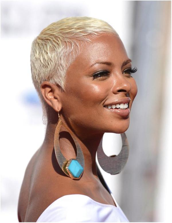 30 Short Blonde Hairstyles For Black Women Colored Hairstyles