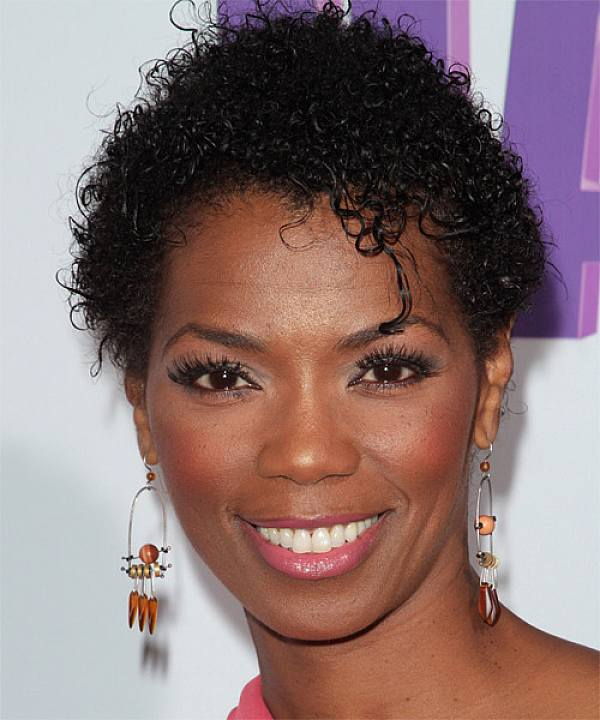 9 Fabulous Short Natural Hairstyles For Black Women With Round
