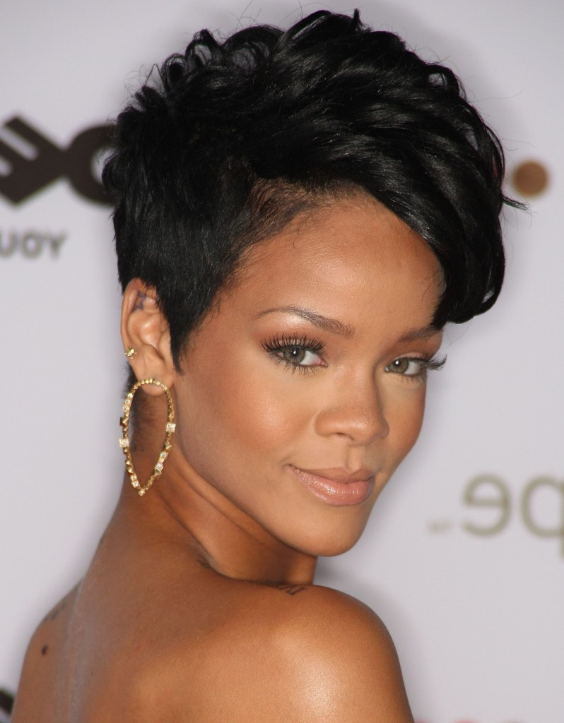 8 Coolest Short Shaved Hairstyles For Black Women – HairStyles For