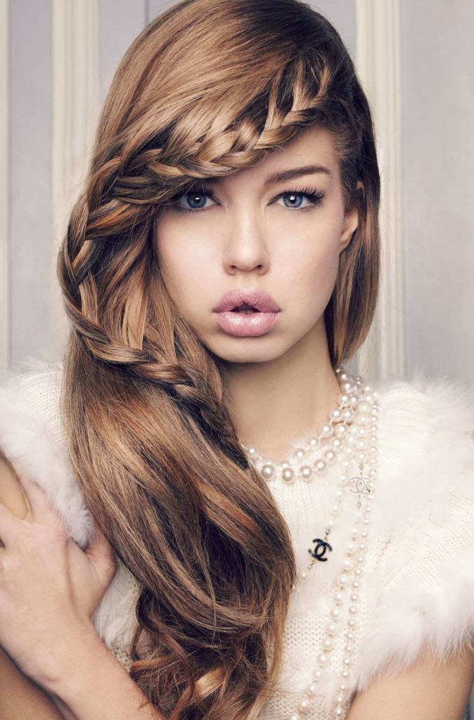 Hairstyles For Long Thin Hair Wedding Fusion Hair Extensions Nyc
