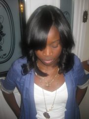 trendy sew in hairstyles