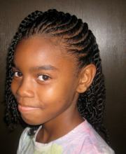 twist hairstyles therapy