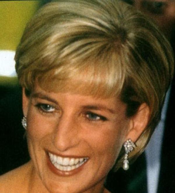 Princess Diana Haircut Style