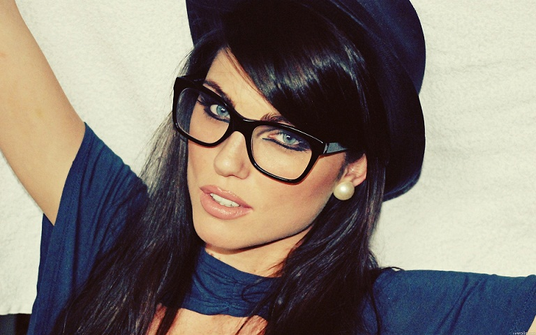 Top 15 HairStyles With Bangs And Glasses The Perfect Combination