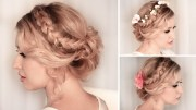 elegant and effective prom hairstyles