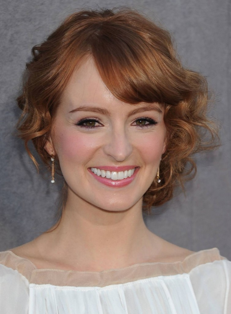 Top 12 Retro Hairstyles With Bangs Back With A Bang