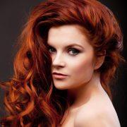 secrets magic red hair