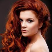 secrets magic red hair