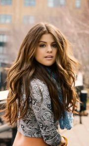 of selena gomez hairstyles
