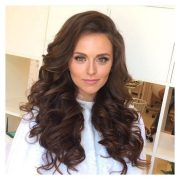 trendy and cool curls hairstyles