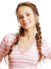 beautiful pretty and cute hairstyles