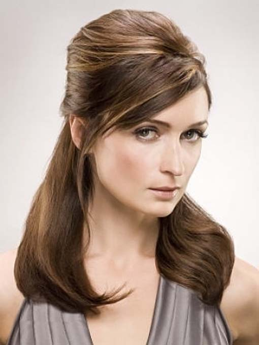 Easy Hairstyles For Really Long Straight Hair Fusion Hair
