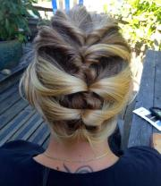 topsy tail twists hairstyles