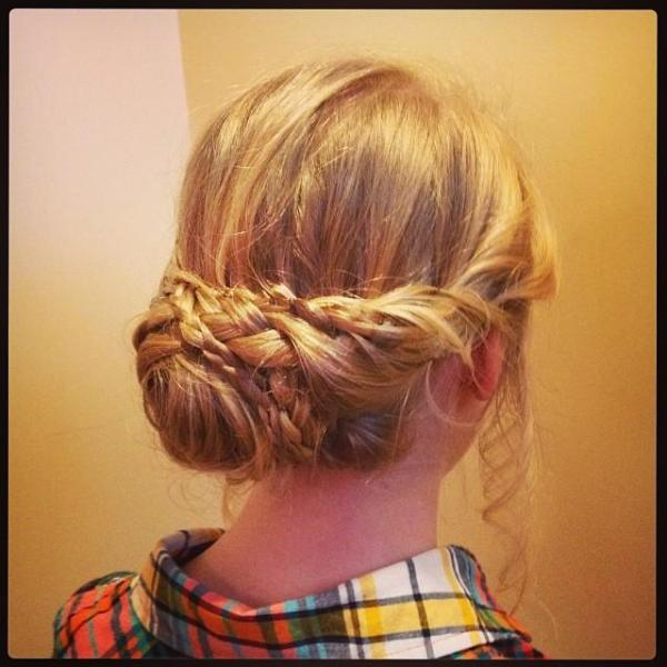 30 Winter Ball Updo Hairstyles Hairstyles Ideas Walk The Falls