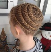 spiral lace braid hairstyles
