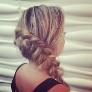 relaxed braid plait hairstyles