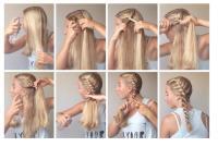 Simple Side Braid Tutorial | Hairstyles How To