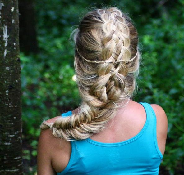 Unique Amp Gorgeous Braid Hairstyles Hairstyles How To