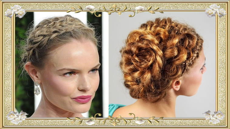 Great Braids With Buns Hairstyle