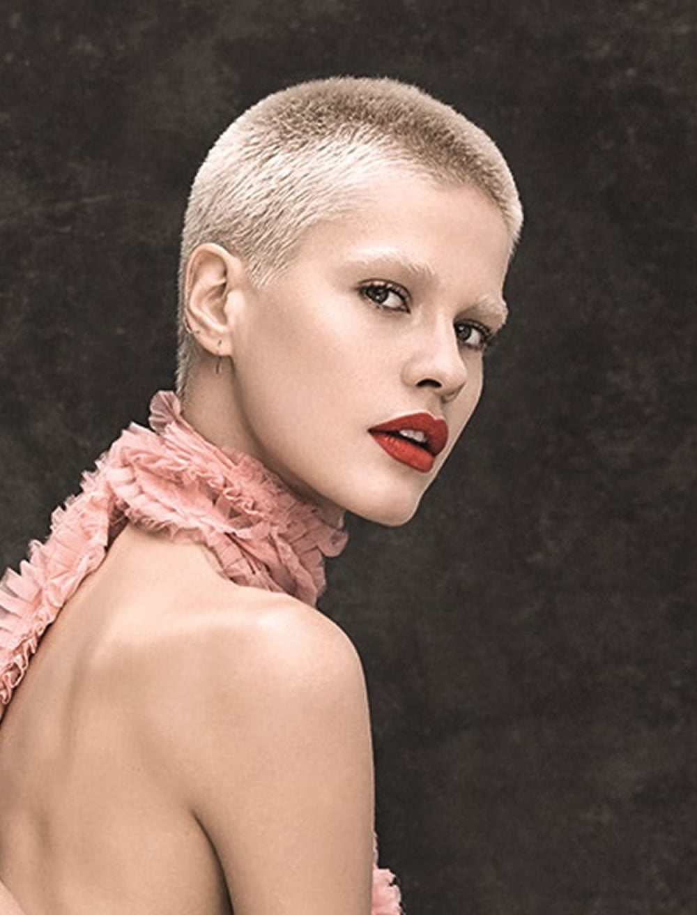 Very Short Pixie Haircut Tutorial & Images For Glorious