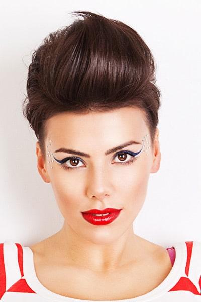 Quiff Hairstyle Female : quiff, hairstyle, female, Quiff, Hairstyles, Women