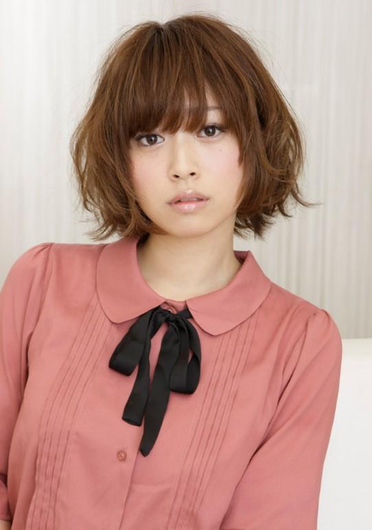 Cute Short Japanese Haircut 2012 Hairstyles Weekly