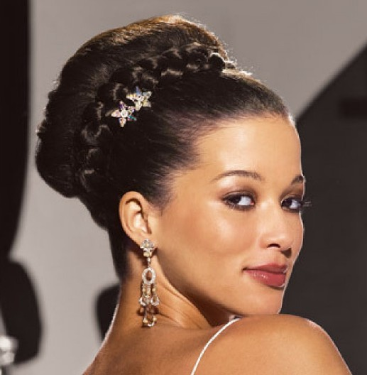 Traditional Buns Hairstyles