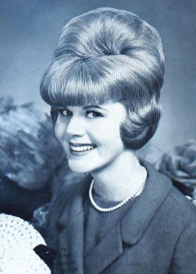 60s hair styles bouffant hairstyle