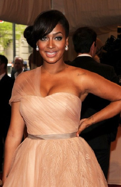 African American Chignon Hairstyle