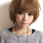 Cute Short Japanese Hairstyles 2013