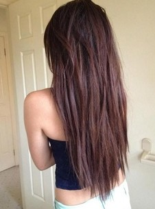 Girls Long Hairstyle 2014