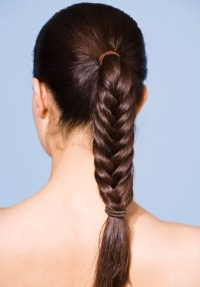 How To Herringbone Braid   Hair Color Ideas and Styles for ...