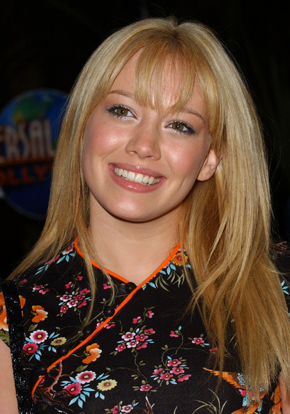 Hilary Duff Hairstyle