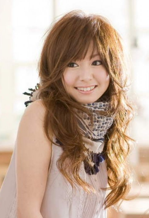 Japanese Long Hairstyle