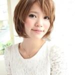 Latest Short Japanese Hairstyle