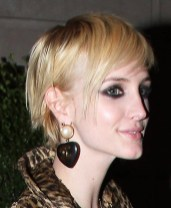 2013 Messy Hairstyle for Thin Hair