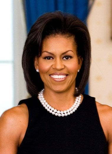 Michelle Obama Hairstyle