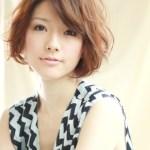 Romantic Japanese Haircut